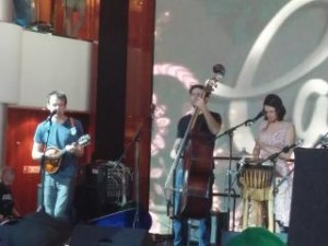 Elephant Revival Welcomes Crusisers