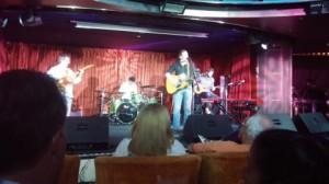 John Fullbright and his band