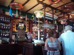 Pusser's Bar Tortola